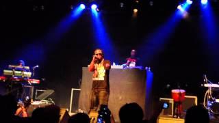 Youssoupha - La Vie Est Belle  - live -  KulturFabrik  Esch/Alzette 31/05/2012