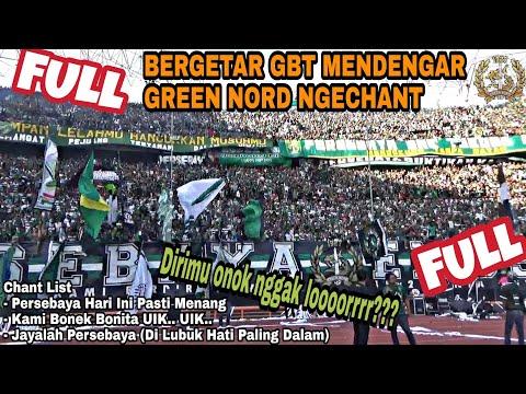 Lihat Video Ini Pasti Pengen Ke GBT   Tribun Green Nord Full   Denger Chantnya Merinding