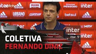 COLETIVA PÓS-JOGO: SÃO PAULO FC X NOVORIZONTINO   SPFCTV