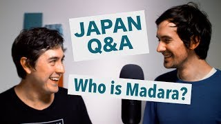 Advanced Japanese Lesson #68: Q&A with Chris Broad from Abroad in Japan! Chris Broadとの質疑応答