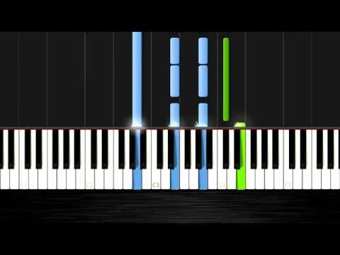 Demi Lovato - Nightingale - Piano Cover/Tutorial by PlutaX - Synthesia
