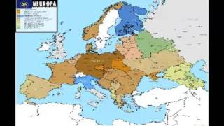 България през вековете   Maps of Bulgaria through history