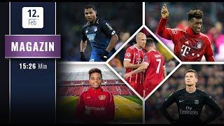 Mit möglichen Robbery-Nachfolgern: Bayerns Außenbahn 2018/19