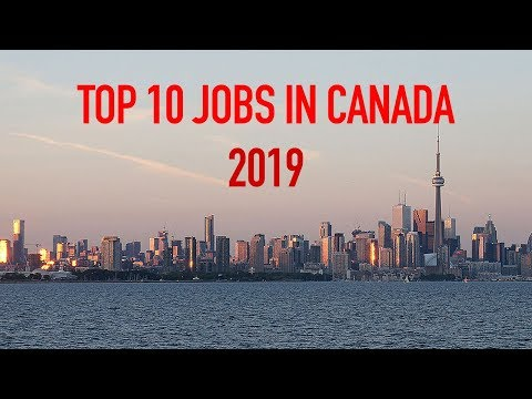 What The Most Needed Jobs In Canada Today