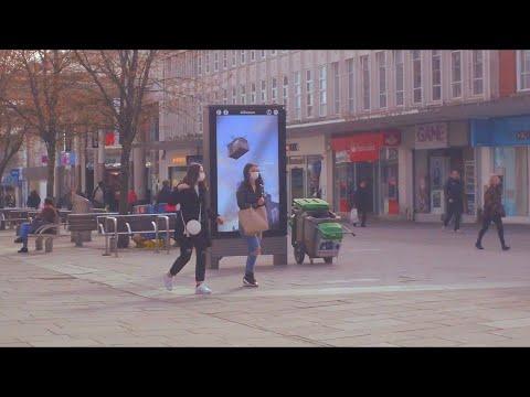 Coronavirus And Life In Southampton UK 2020