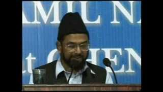Khilafath Centenary Conference at Chennai - Speech : Moulavi Kareemuddin Sahib Shahid