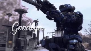 Goodbye | A Halo Reach Edit | By Yoru