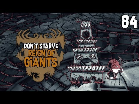 My First Time in the Ruins - Don't Starve: Reign of Giants/S