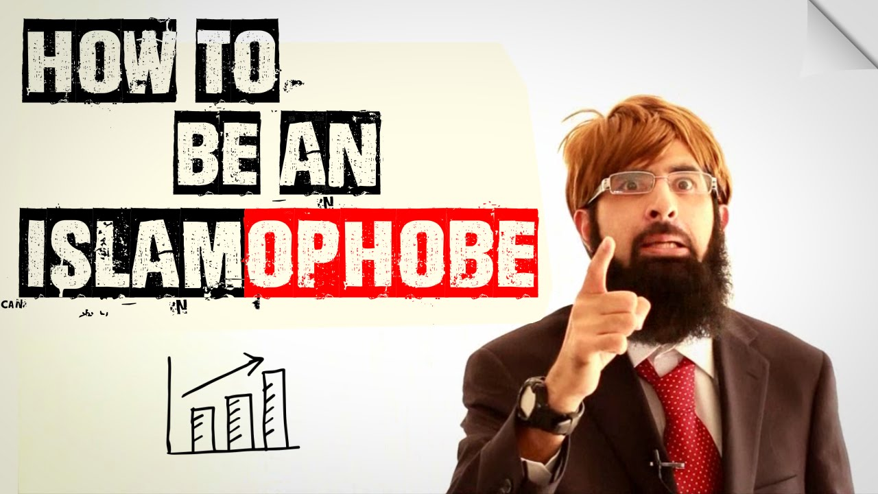 Image result for Islamophobe