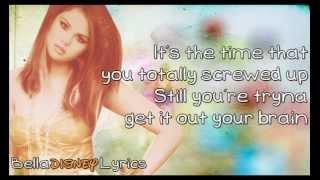 """Hit The Lights"" - Selena Gomez [Jump Smokers Remix] (Lyric Video)"