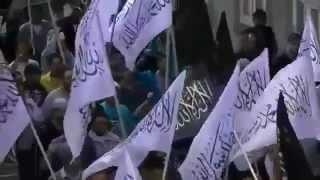 Сирия. Призыв к Халифату в Хомсе.mp4