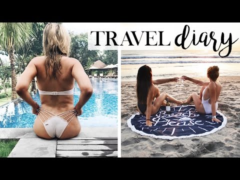 Bali Travel Diary December 2016