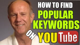 How To Find The Most Searched Keywords On YouTube