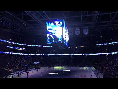 Bolts Opening 3/13/18 vs Ottawa Senators