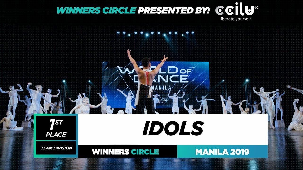 world of dance 2019 winner