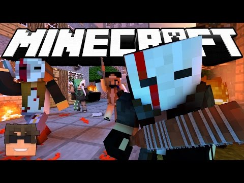 Minecraft THE PURGE! Cops N Robbers in Minecraft! (Minecraft Cops N Robbers Roleplay) - Видео из Майнкрафт (Minecraft)