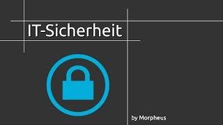 IT Sicherheit #10 - kurzer Kryptographie-Crashkurs für Hacker