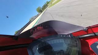 MUGELLO 2018 - DUCATI 1198SP on board 2'06,23