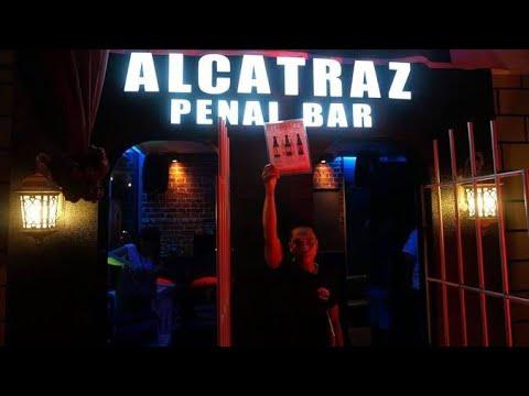Alcatraz Penal Bar in Davao - YouTube