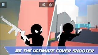 Stickman Shooter: Cover Fire