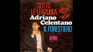 Il forestiero, Adriano Celentano(1970), by Prince of roses