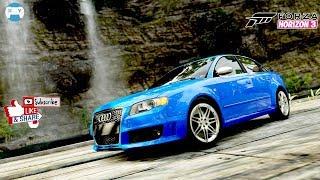 #Forza Horizon 3  #Audi A4 RS GamePlay!
