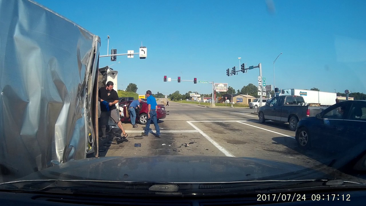 What the Lowe's Truck Crash Dashcam Video Can Teach Us - The