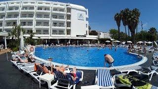 Aqua hotel Aquamarina 4*_ Santa Susanna _ SPAIN