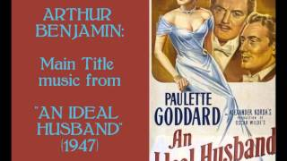 Arthur Benjamin: Main Title music from