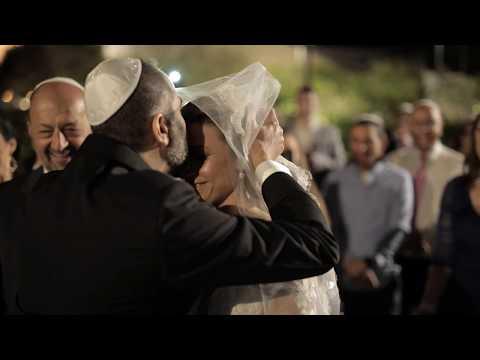 DJ Roy Baron - Wedding Of Sarah & Doron Eliyahu @ Achuza In Beit Chanan, Israel