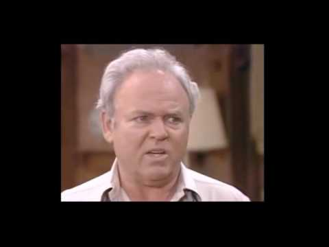 Edith's Phlebitis episode that led to her ultimate death(All in the Family)