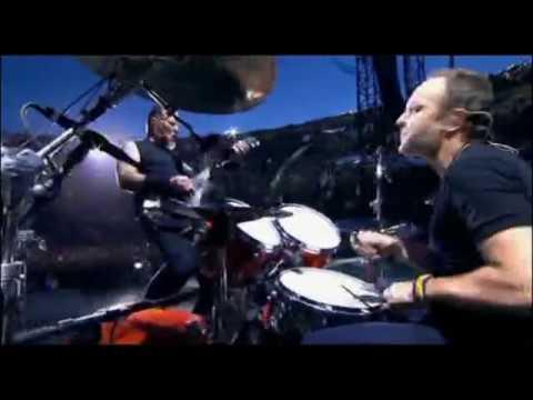 Metallica - Blackened - Live in Nimes, France (2009) [TV Broadcast]