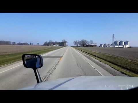 BigRigTravels LIVE! Deadhead from Olney to Elgin, Illinois  Mar. 18, 2018