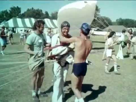 Walking on Air - Skydiving 1982