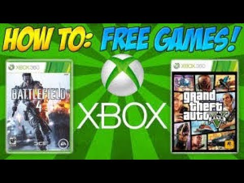 How To Download Free Xbox 360 Games For Free Working 100