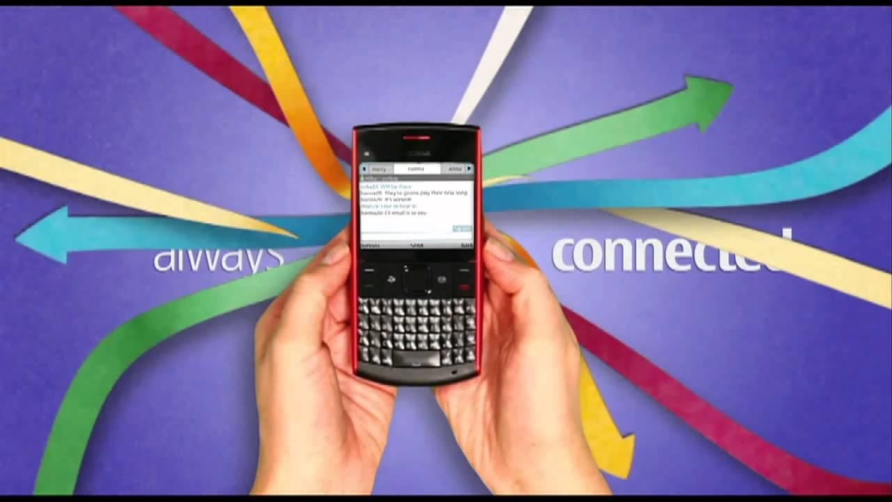 Nokia X2-01 Comercial