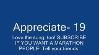 Appreciate- 19 JB Sis Story