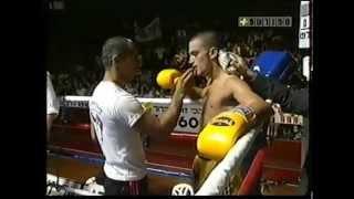 אליפות הארץ איגרוף תאילינדי 2001 מרחב מוהר vs שוקי רוזנצוויג