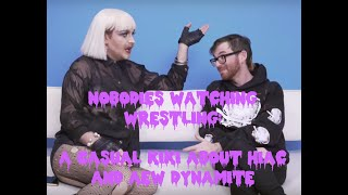Nobodies Watching Wrestling: A Casual Kiki About Hell In A Cell and AEW Dynamite