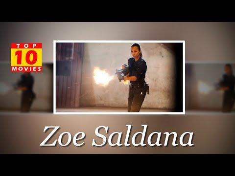 Zoe Saldana Best Movies - Top 10 Movies List