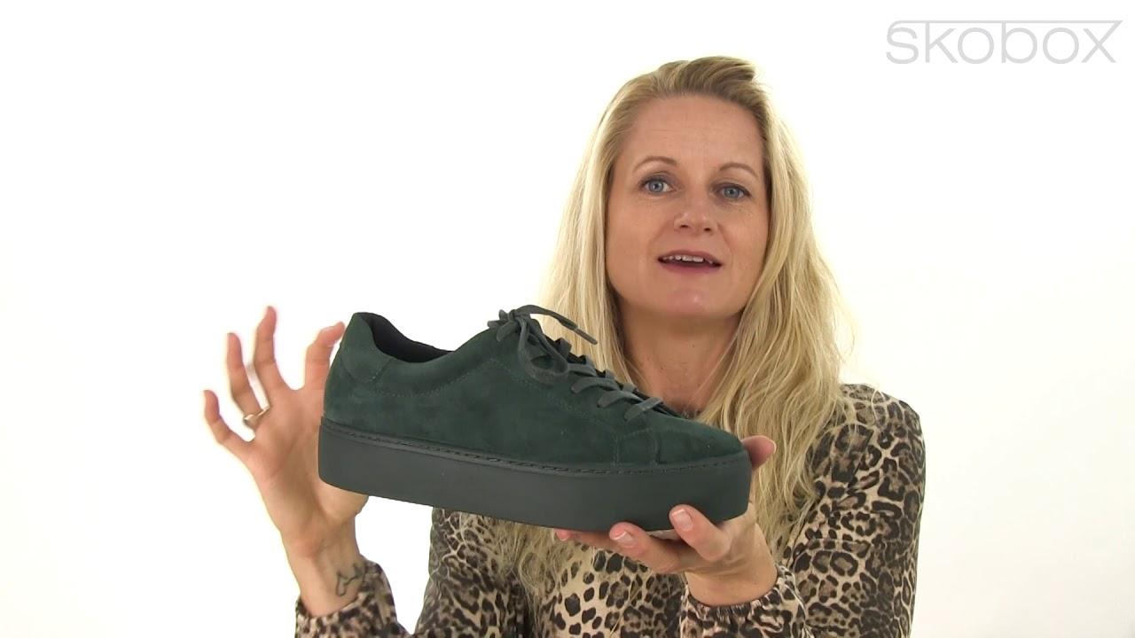 a083234c7b6 Vagabond sko – Jessie Plateau sko (Mørk grøn) item no.: 4424-040-52 ...