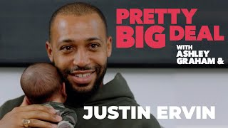 Introducing Our Baby Boy With My Husband Justin | Pretty Big Deal