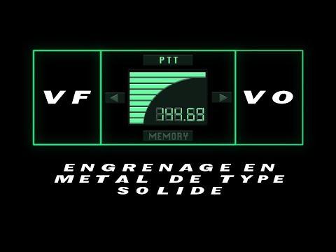 VF VS VO : Metal Gear Solid