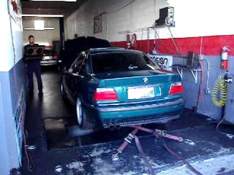 ALL Motor BMW 3 Series Dyno
