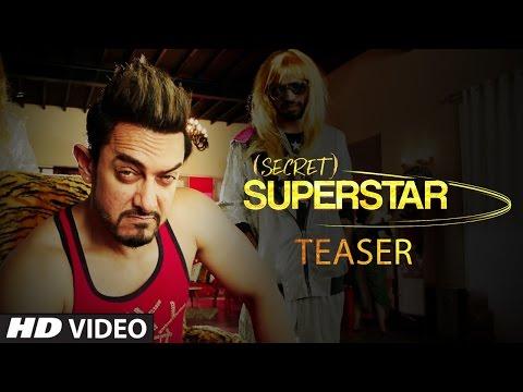 Secret Superstar | Teaser | Zaira Wasim | Aamir Khan | 4th August 2017