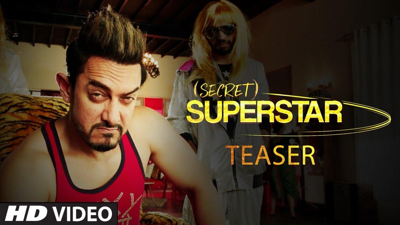 Secret Superstar | Teaser | Zaira Wasim | Aamir Khan | Diwali 2017