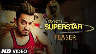 Gambar cover Secret Superstar | Teaser | Zaira Wasim | Aamir Khan | Diwali 2017