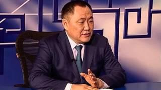 Интервью Главы РТ Ш  В   Кара оола март 2016