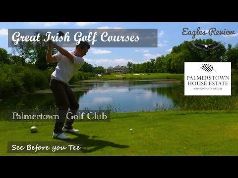 Irish Golf Breaks, Plamerstown House Golf Club