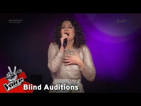Λεμονιά Μπέζα – Η Μαλάμω | 8o Blind Audition | The Voice of Greece